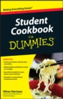 Student Cookbook For Dummies - Book