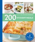 Hamlyn All Colour Cookery: 200 Student Meals : Hamlyn All Colour Cookbook - Book