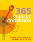 365 Student Cookbook - Book
