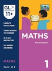 11+ Practice Papers Maths Pack 1 (Multiple Choice)