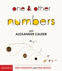 One & Other Numbers with Alexander Calder - Book