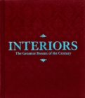 Interiors (Merlot Red Edition) : The Greatest Rooms of the Century