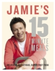 Jamie's 15-Minute Meals - Book