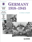 Germany 1918-1945: A depth study - Book