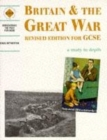 Britain and the Great War: A Depth Study : Student's Book - Book