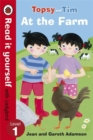 Topsy and Tim: At the Farm - Read it yourself with Ladybird : Level 1