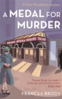 A Medal For Murder : Number 2 in series