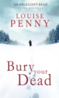 Bury Your Dead - Book