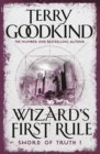 Wizard's First Rule : Book 1: The Sword Of Truth Series