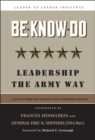 Be * Know * Do : Leadership the Army Way
