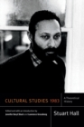 Cultural Studies 1983 : A Theoretical History