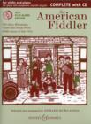 The American Fiddler : Old-time, Bluegrass, Cajun and Texas Style Fiddle Tunes of the USA