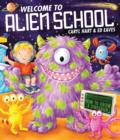 Welcome to Alien School - Book