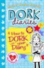 Dork Diaries 3 1/2: How to Dork Your Diary - Book