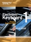 Electronic Keyboard 2015-2018 : Grade 1 - Book