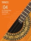 Trinity College London Classical Guitar Exam Pieces 2020-2023: Grade 4 - Book