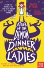 Attack of the Demon Dinner Ladies - Book