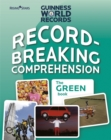 Record Breaking Comprehension Green Book - Book