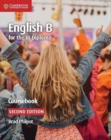 English B for the IB Diploma English B Coursebook - Book
