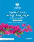 Cambridge IGCSE (TM) Spanish as a Foreign Language Coursebook with Audio CD and Cambridge Elevate Enhanced Edition (2 Years)