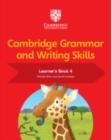 Cambridge Grammar and Writing Skills : Cambridge Grammar and Writing Skills Learner's Book 4