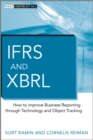 IFRS and XBRL : How to improve Business Reporting through Technology and Object Tracking