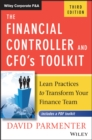 The Financial Controller and CFO's Toolkit : Lean Practices to Transform Your Finance Team
