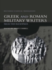 Greek and Roman Military Writers : Selected Readings