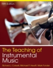 The Teaching of Instrumental Music - Book