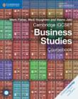 Cambridge IGCSE(R) Business Studies