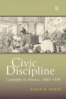 Civic Discipline : Geography in America, 1860-1890