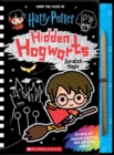 Hidden Hogwarts: Scratch Magic - Book