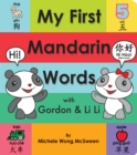 My First Mandarin Words with Gordon & Li Li - Book