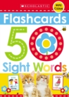 Flashcards - 50 Sight Words (Scholastic Early Learners) - Book