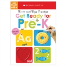 Write and Wipe Practice: Get Ready for Pre-K (Scholastic Early Learners) - Book