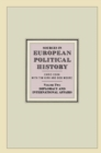 Sources in European Political History : Volume 2: Diplomacy and International Affairs