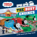 Thomas & Friends Busy Engines Lift-the-Flap Book - Book