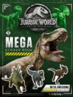 Jurassic World Fallen Kingdom Mega Sticker Book - Book