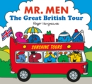 Mr. Men The Great British Tour - Book