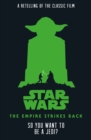 Star Wars: So You Want to Be a Jedi? - Book