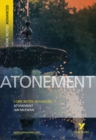 Atonement: York Notes Advanced - Book