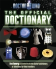 Doctor Who: Doctionary - Book