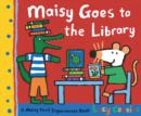 Maisy Goes to the Library - Book