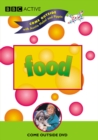 Come Outside with Auntie Mabel and Pippin: Food DVD - Book