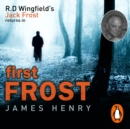 First Frost : DI Jack Frost series 1