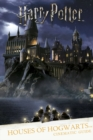 Harry Potter: Houses of Hogwarts: A Cinematic Guide - Book