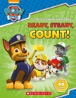 Paw Patrol: Ready, Steady, Count! - Book