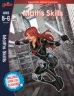 Avengers: Maths Skills (Ages 5 to 6) - Book