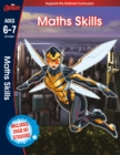 Avengers: Maths Skills (Ages 6 to 7) - Book
