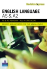 Revision Express AS and A2 English Language - Book